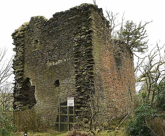 Castle Cluggy
