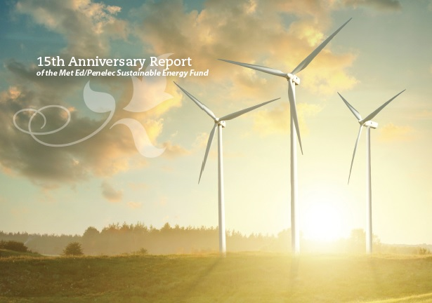 15th Anniversary Report of the Met-Ed / Penelec Sustainable Energy Fund