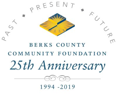 2019 is the 25th anniversary of Berks County Community Foundation