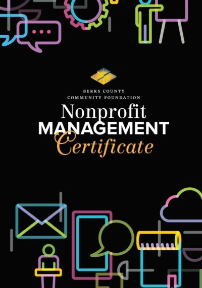 Nonprofit Management Certificate