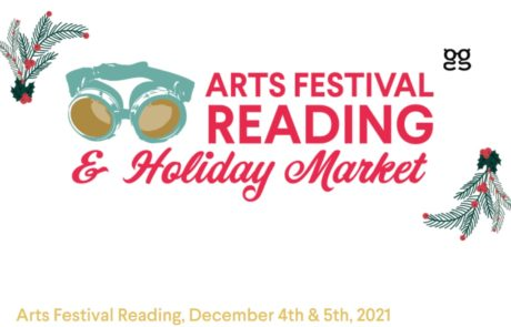 The GoggleWorks' Arts Festival Reading & Holiday Market